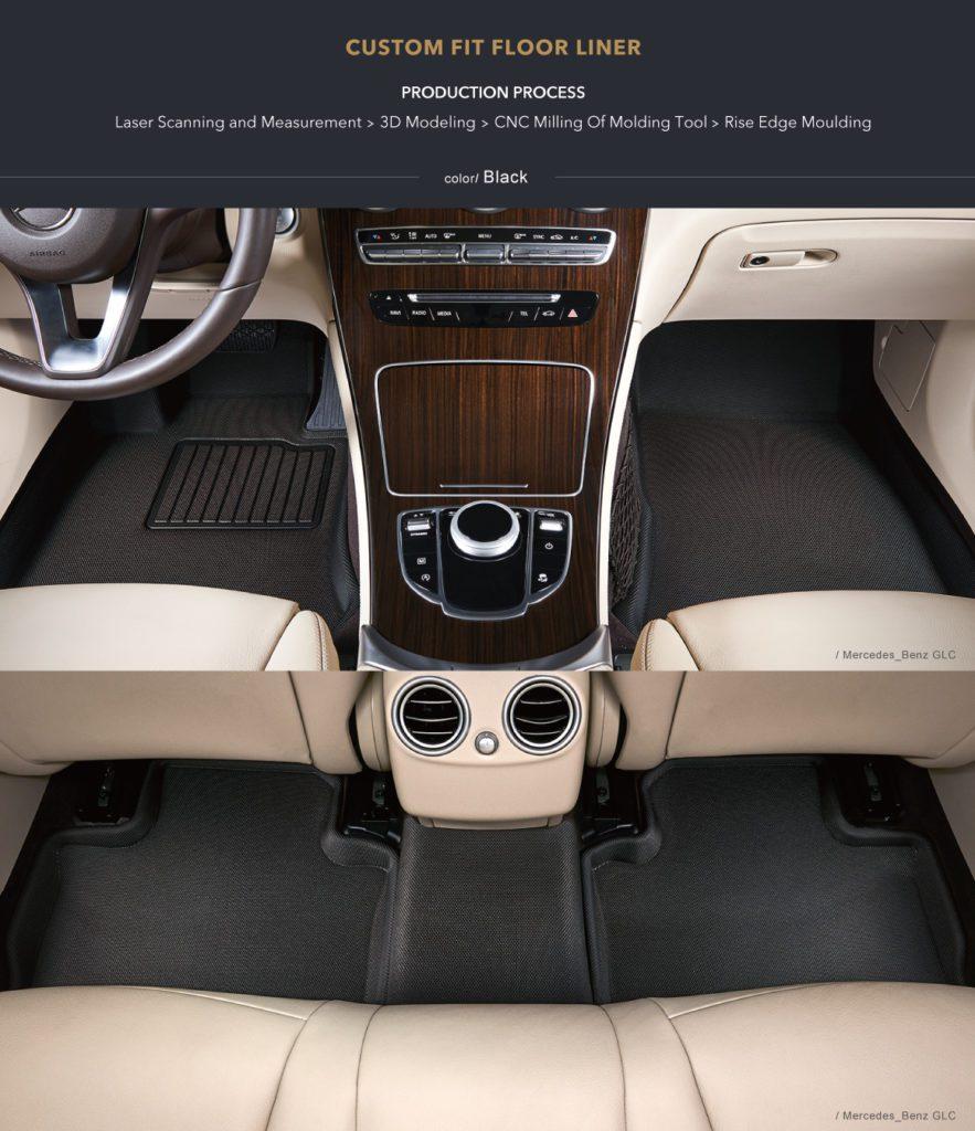 Chevrolet Beat Regular Car Floor Mats (Without maxpider).